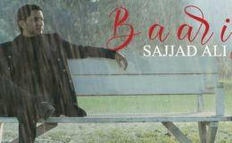 سجاد علی کا نیا گانا ''بارش'' مداحوں کو بھا گیا
