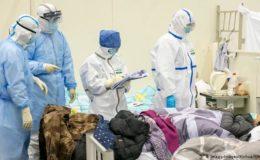 کورونا وائرس: چینی متاثرین کی تعداد اب 60 ہزار، 1367 ہلاکتیں