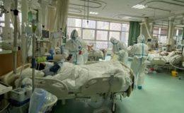 کورونا وائرس ؛ چین میں ہلاکتیں 800 سے تجاوز کر گئیں