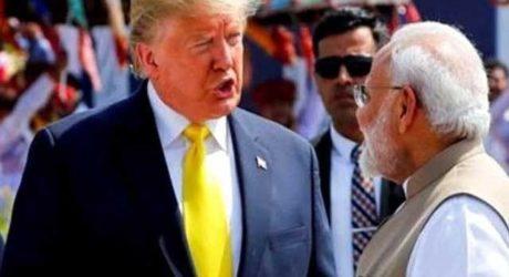 ٹرمپ کے پاکستان کی تعریف پر بھارتی میڈیا کو آگ لگ گئی
