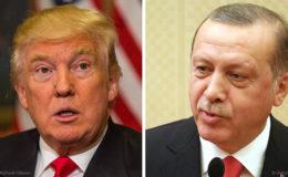 ٹرمپ اور ایردوآن کا رابطہ، ادلب بحران کے خاتمے پر غور