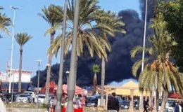 لیبی فوج نے طرابلس میں ترکی کا مسلح ڈرون طیارہ مار گرایا