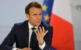 فرانس کی سرزمین پر ترکی کے قوانین نافذ نہیں ہونے دیں گے: عمانویل