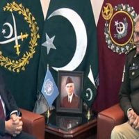 General Qamar Javed Bajwa - Meeting