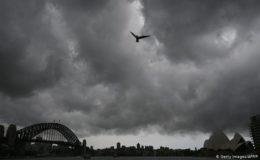 جرمنی میں خطرناک سمندری طوفان کی آمد