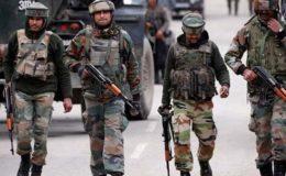 مقبوضہ کشمیر میں بھارتی فوج کی فائرنگ سے 2 کشمیری نوجوان شہید