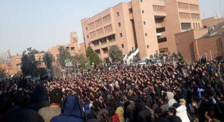 ایران نے احتجاج کچلنے کے لیے مہلک طاقت کا استعمال کیا: ایمنسٹی