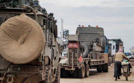 شام کے صوبے ادلب میں 13 روز میں ترکی کے 7 ہزار فوجی تعینات