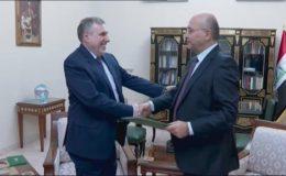 عراق کے نامزد وزیراعظم کا پارلیمان سے نئی کابینہ کو جلد اعتماد کا ووٹ دینے کا مطالبہ