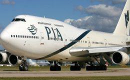 پی آئی اے نے چین کیلیے پروازیں بند کر دیں