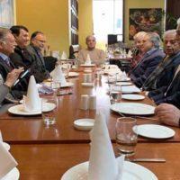 PML-N Meeting