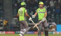 پی ایس ایل: لاہور قلندرز کو اپنے پہلے میچ میں ملتان کے ہاتھوں شکست