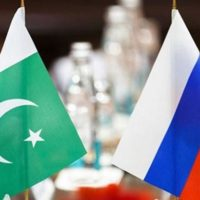 Pakistan and Russia