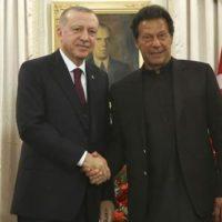 President Erdogan, Imran Khan