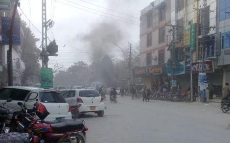کوئٹہ کے علاقے شارع اقبال میں دھماکا، 5 افراد جاں بحق، 10 زخمی