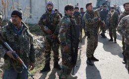 افغانستان: افغان فوجی نے فائر کھول دیا، 2 امریکی اور ایک افغان فوجی ہلاک