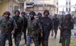 ادلب میں لڑائی، شامی فوج اور مسلح گروپوںکے 37 جنگجو ہلاک