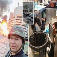 Thailand Firing