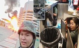 تھائی لینڈ میں جنونی اہلکار کی فوجی اڈے، بدھ عبادت گاہ اور شاپنگ مال میں فائرنگ، 12 ہلاک