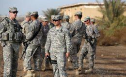 عراق میں امریکی فوجی اڈے پر تازہ راکٹ حملہ