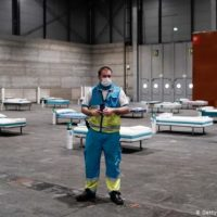 Coronavirus Spain killed
