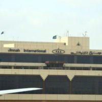 Jinnah International Airport Karachi