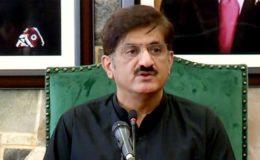 صوبے میں لاک ڈاؤن کرنے میں تاخیر کر دی: مراد علی شاہ