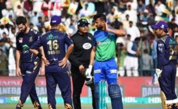 کورونا وائرس کے باعث پاکستان سپر لیگ فوری طور پر ختم