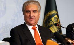 مساجد پر پابندی نہیں لگانا چاہتے، عوامی تحفظ کیلے اقدامات کر رہے ہیں: شاہ محمود قریشی