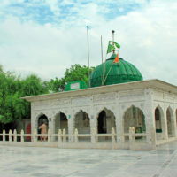 Shrine of Shah Jamal