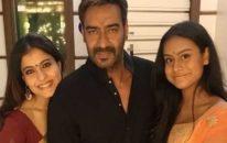 کاجول اور بیٹی نائسا کو کورونا ہونے کی خبروں پر اجے دیوگن نے خاموشی توڑ دی