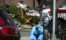 امریکہ میں کورونا وائرس سے ہلاک شدہ افراد کی تعداد دس ہزار سے تجاوز کر گئی