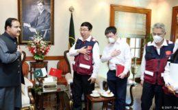 چینی ڈاکٹروں کے کورونا کا مقابلہ کرنے والے پاکستانیوں کے لیے مشورے