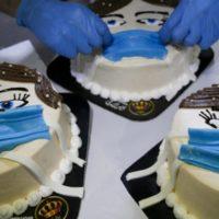 Corona Cake