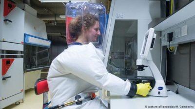 Coronavirus Laboratory