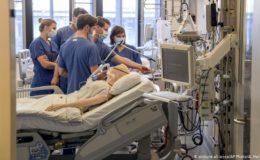 جرمنی: کورونا وائرس کے مریضوں کی تعداد ایک لاکھ سے متجاوز