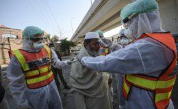 ملک میں کورونا سے مزید 4 اموات، ہلاکتیں 47 اور مریضوں کی تعداد 3157 ہو گئی