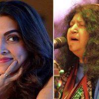 Deepika Padukone - Abida Parveen