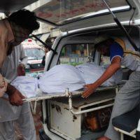 Karachi Corona Death