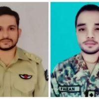 Major Umar - Lieutenant Faizan