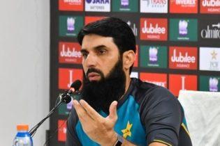 پاکستان کی کرکٹ درست سمت میں ہے، مصباح الحق