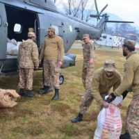 Pak Army - Relief Packages