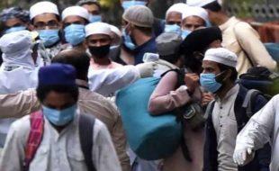 تبلیغی جماعت کے خلاف بھارتی مہم