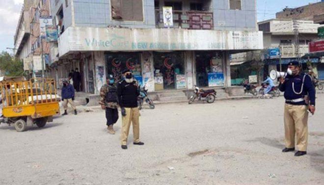 بلوچستان حکومت نے لاک ڈاؤن میں 19 مئی تک توسیع کر دی
