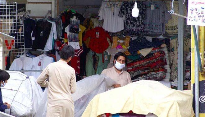 بلوچستان میں اسمارٹ لاک ڈاؤن میں 2 جون تک توسیع