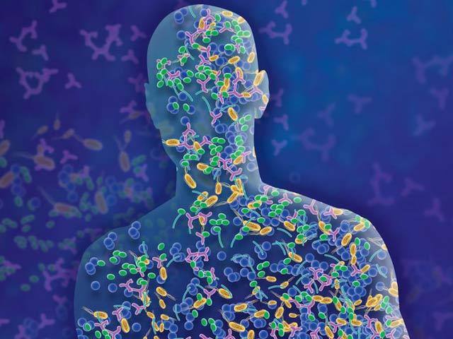 کمیاب اعصابی مرض اور پیٹ کے بیکٹیریا کے درمیان تعلق دریافت