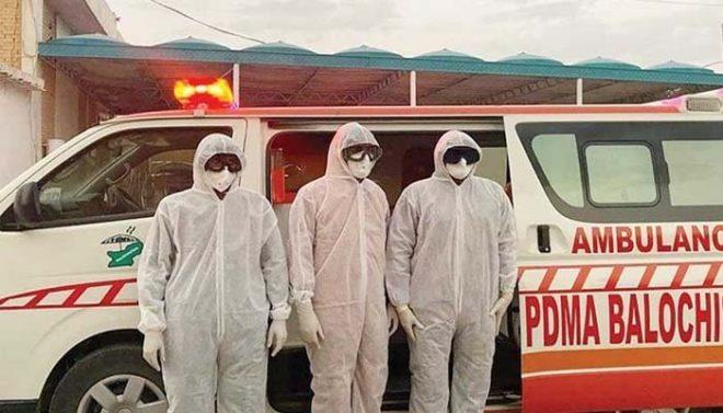 بلوچستان: دو ڈسپنسر بھائی کورونا سے جاں بحق، ڈاکٹروں سمیت 97 ہیلتھ ورکرز وائرس سے متاثر