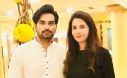 شادی کی سالگرہ پر ہمایوں سعید کا بیگم کے نام محبت بھرا پیغام