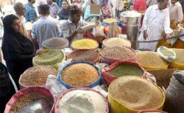 اختتام رمضان پر سرخ مرچ، چاول، دودھ سمیت 14 اشیا مہنگی