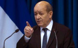 فرانس کا اسرائیل سے غرب اردن کے الحاق کا اعلان واپس لینے کا مطالبہ